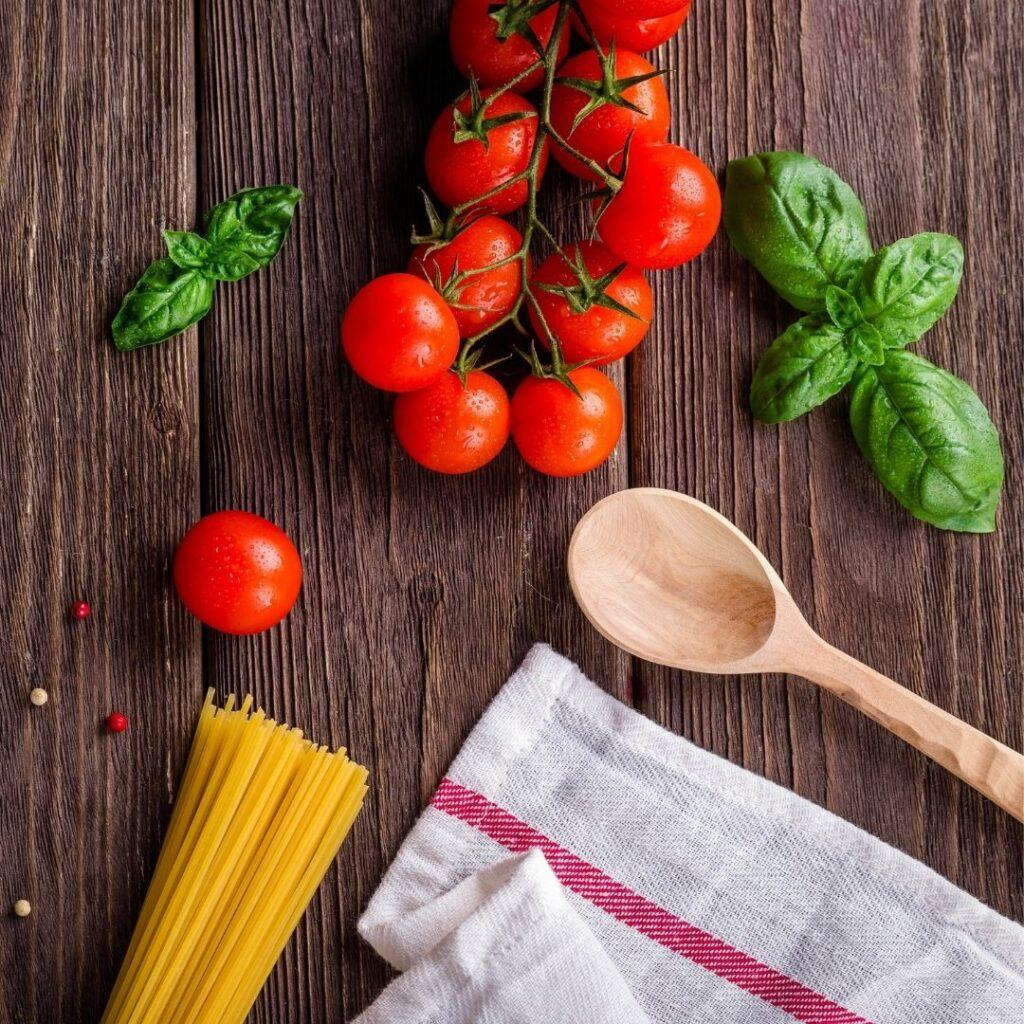 Produkty konopne w kuchni
