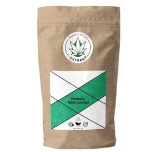 herbata 100 % konopii saszetkowa ekspresowa natural cbd oil